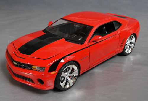 2010 Camaro SS with Stripe Package