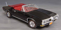 Click image to see more information about our 1968 Pontiac LeMans Convertible